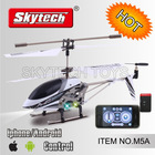 3.5 channel rc toy iphone helicopter with gyro