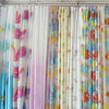 dry-quick 2.2m functional water proofed taffeta of shower curtain fabric