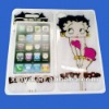 Custom Printing Epoxy Resin Sticker For Mobile Phone Protection