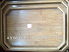 Breakfast bamboo serving tray -cc@smxingyuan.com