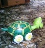 inflatable small tortoise
