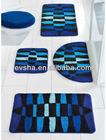 BLUE BATHMAT WHOLE SET BATHMAT (EV-G001-BM)