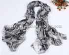 2012 New-fashion Printed Scarf For Promotion