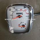 e-motorcycle meter odo trip meter