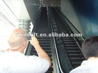 Safety and comfortable automatic escalator with CE certificate in Shanghai World Expo.