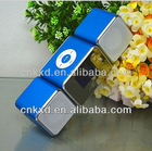 2013 shenzhen Card Reader Speaker For Ipad Mini Iphone5--XKD11