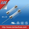 250v 6*30mm Glass Fuse with lead