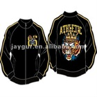 Polyester sports wear digital printed jacket