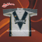 Custom 100%polyester Sublimation Jerseys