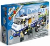 Banbao 8336 Police Series Educational Toys Bricks