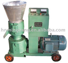 Biomass pellets press