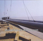 SSAW Welded Pipe/steel pile/ pilling pipe /astm a252,gr.b
