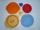 Eco-friendly and heat resistance silicone cake dish made in China