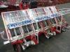 6 rows rice transplanter