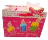 paper gift bag with handle supplier