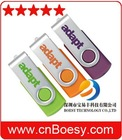 Hot OEM Promotional Logo USB Stick, pantone match colors.