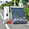 2012 New Style European EN12975 and SRCC Certificated Pressuzied Solar Water Heaters (Double Coiler 150Liter)