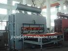 2000T 6*12ft Short Cycle melamine Laminating hot prss machine