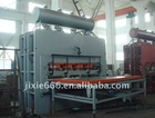 2000T 6*12ft Short Cycle melamine Laminating hot prss machine