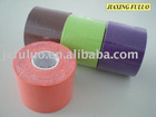 cotton colorful Elastic Athletic Tape