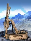 KQG120 DTH Drilling rig