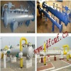 ASME pressure vessel Pig trap receiver and launcher