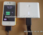 Power Bank--5200 mAh Emergency Mobile Battery Power Bank Charger