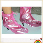 high heel rain shoes cover