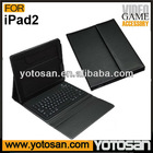 Cover Case with Bluetooth Wiresless Keyboard for Apple iPad 3