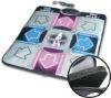 Zipper deluxe pad with 1-inch soft foam insert