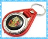 Leather car key chain DKLK0018