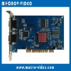 h.264 software compression pc based dvr card