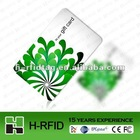 RFID ic card factory quality,accept Paypal