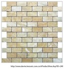 Wall and floor mosaic tile marble,stone and marble mosaic(Promotion!)