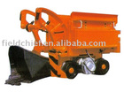 Z-17 Electric rock-loading machine