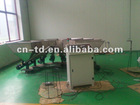 PVC additive batching system