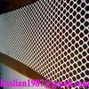 Plastic lattice fencing