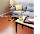 Brown or Green HDF Laminate flooring 12.3mm