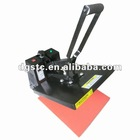 CE sublimation digital high pressure vertical handkerchief heat press machine