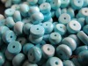100% natural American turquoise beads