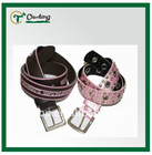 Rhinestone Fancy Belt