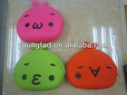 New design silicone coin key case mini bag popular sell in UK & USA