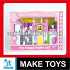 Lovely Doll House Play Set 12