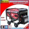 2012 new 5kW small generator gasoline generator petrol generator
