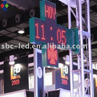 indoor full color led pharmacy message sign