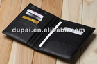 Leather custom passport and ticket holder wholesale