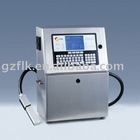 continous ink jet printer for cable and wire