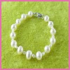 big and small freshwater pearl bracelet