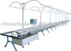 Rotating Sewing Production Line
