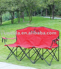 folding outdoor 3 person resting chair